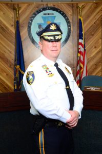 Chester Township Police Chief