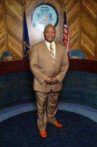 Councilman Calvin Bernard