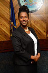Councilwoman Angela R. Prattis